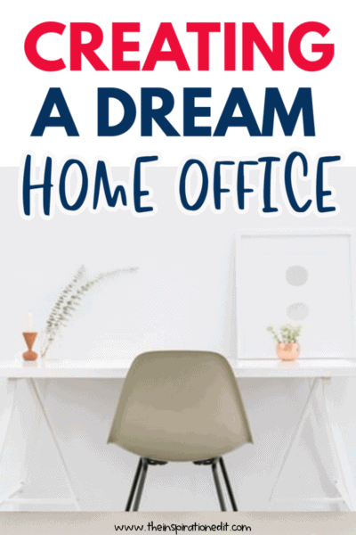 creating a dream home office