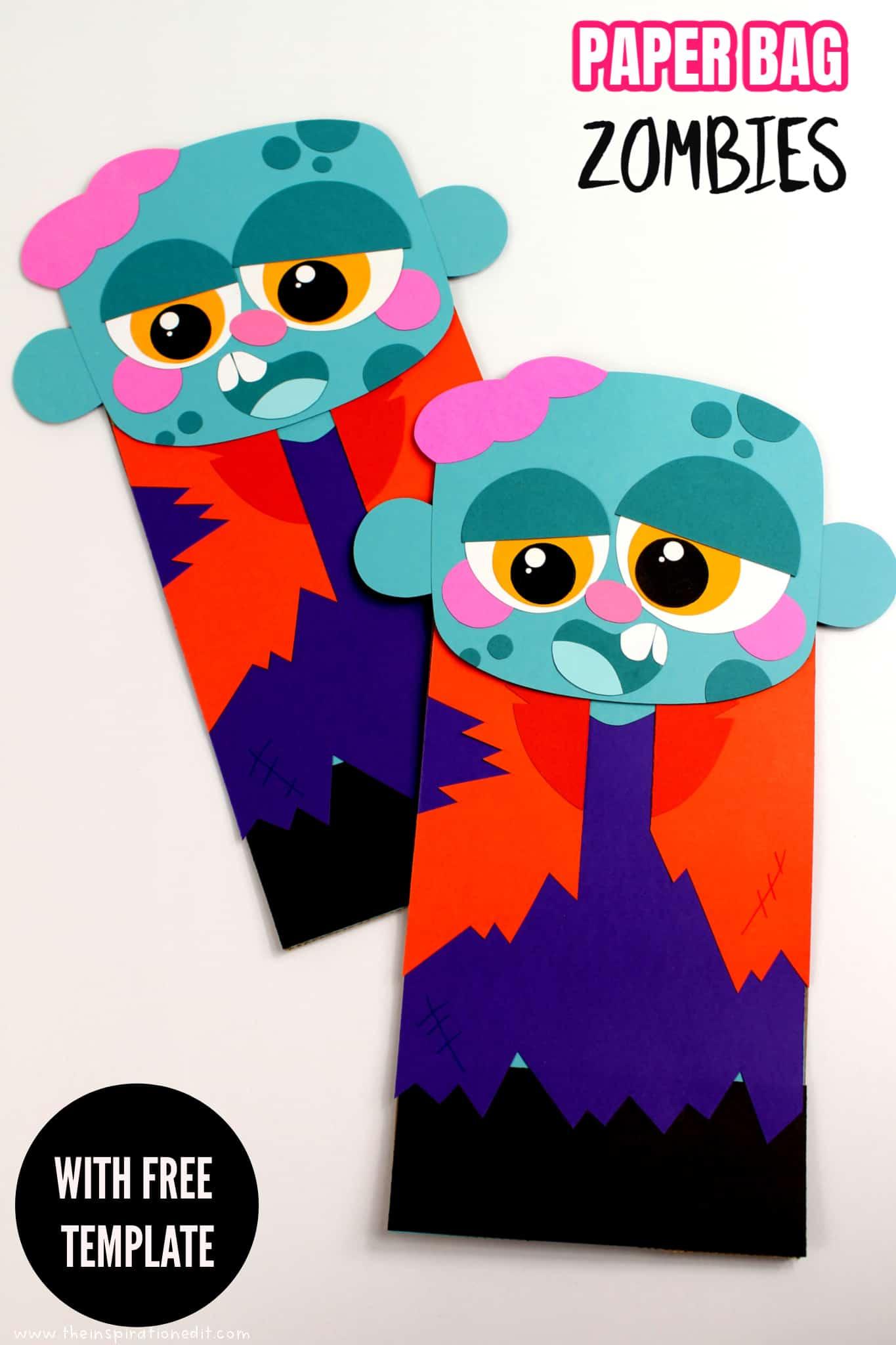 Boy Zombie Craft