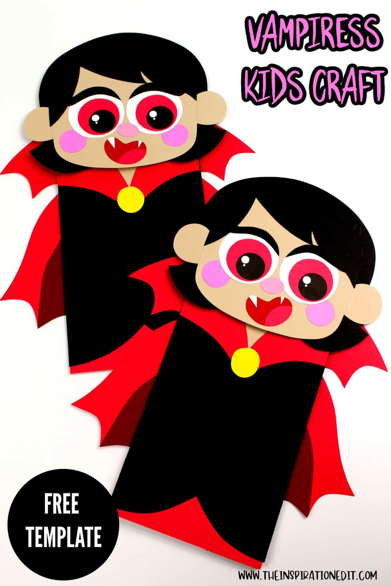 Female Vampire Craft