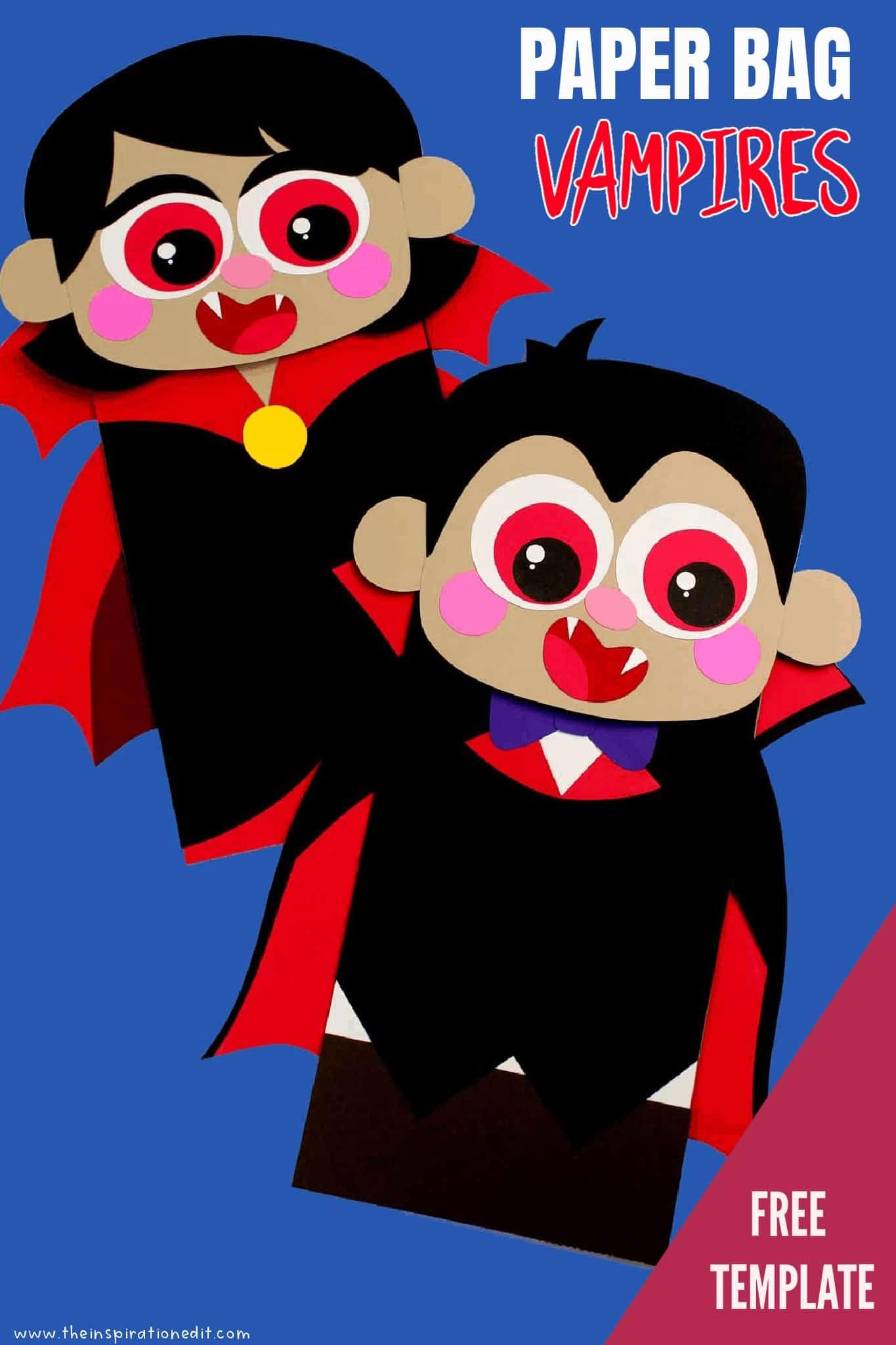 paper bag vampires