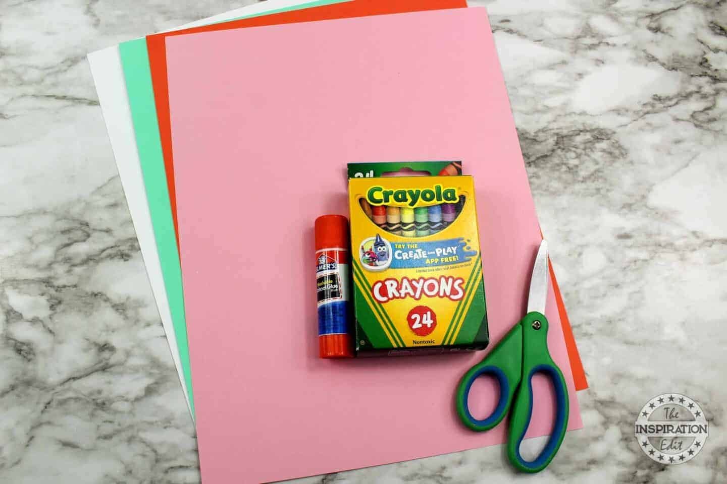 supplies for zombie craft