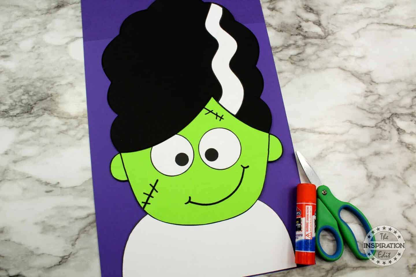 Bride Of Frankenstein Craft