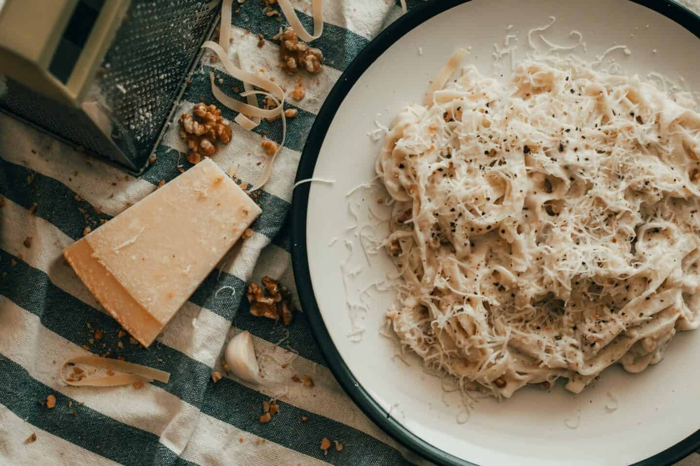 ITALIAN FOOD CARBONARA