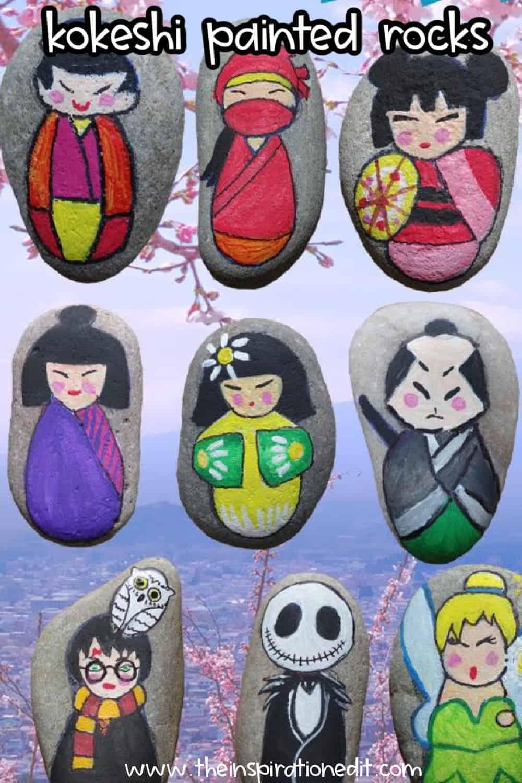 kokeshi-dolls-painted-rocks-one-