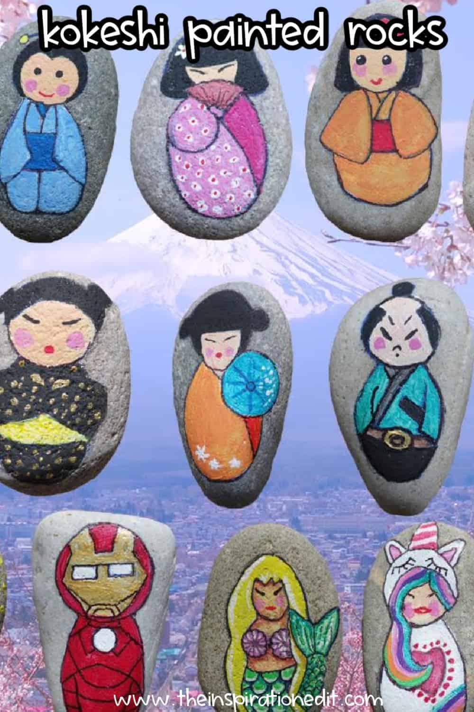 kokeshi-dolls-rock-painting-