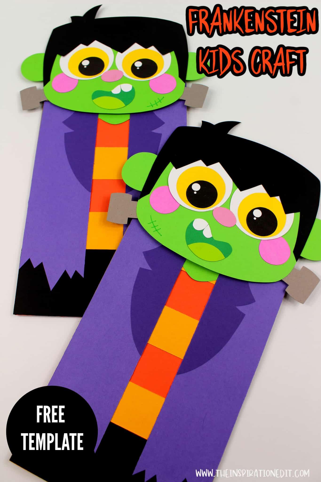 frankenstein-puppet