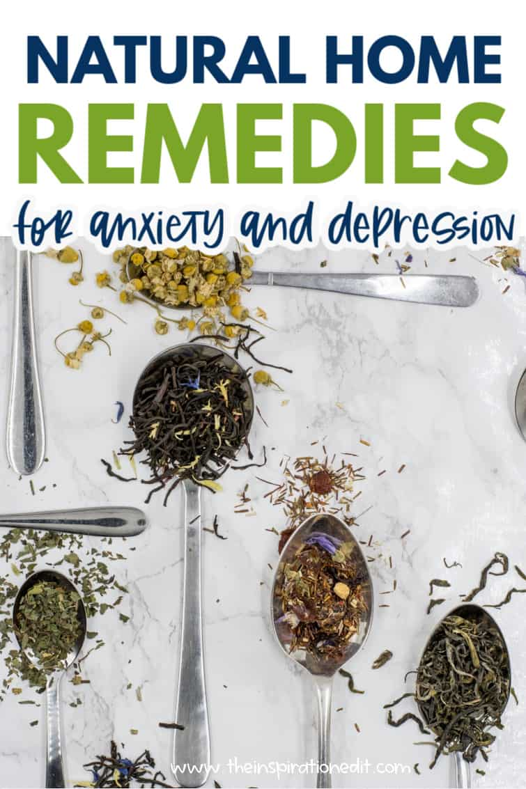 Natural Home Remedies For Anxiety And Depression · The ...