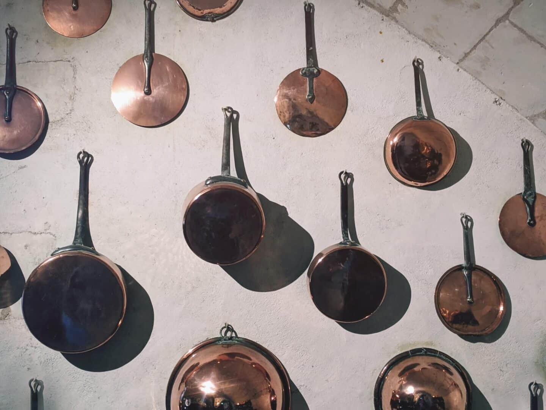 copper-Pans