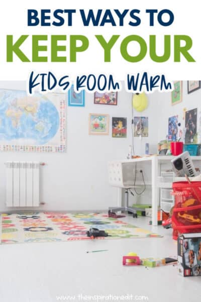 KEEP your kids room warm