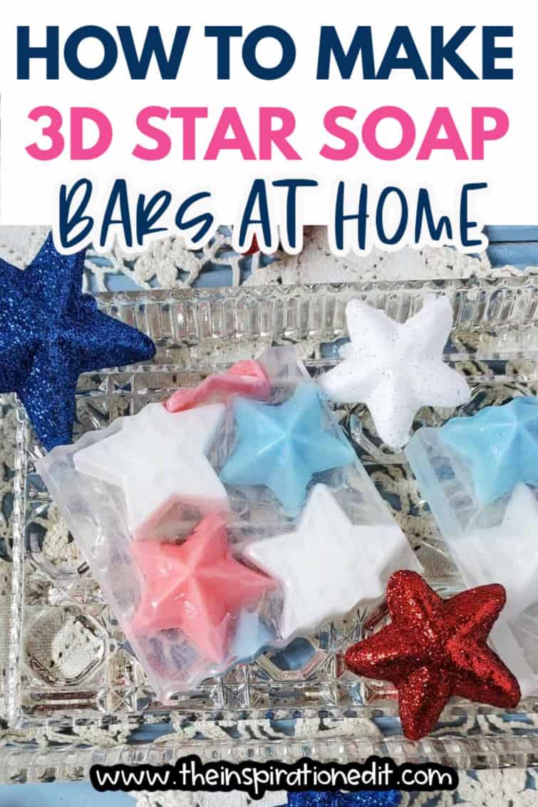 3D-SOAP BARS