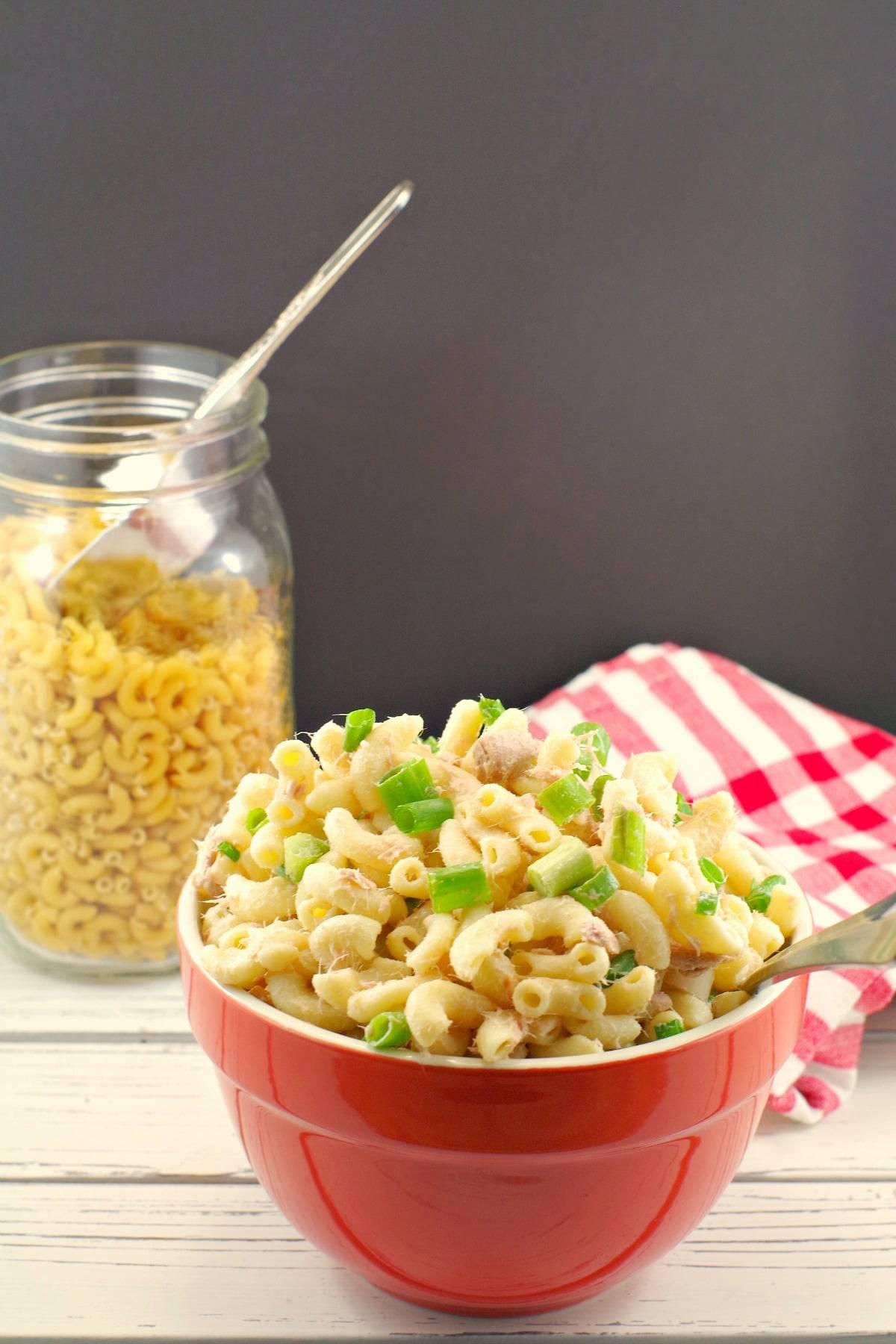 Macaroni-Salad-with-Tuna-recipe