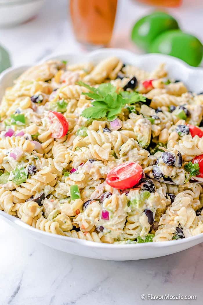 Mexican-Chicken-Southwest-Pasta-Salad-3