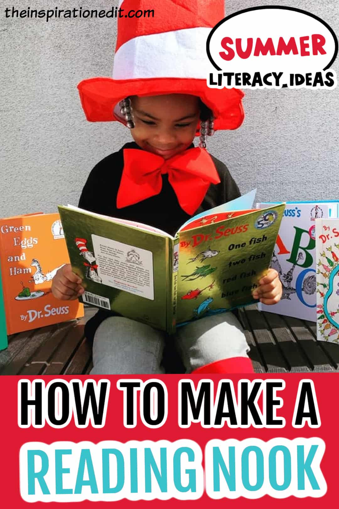 make a reading nook