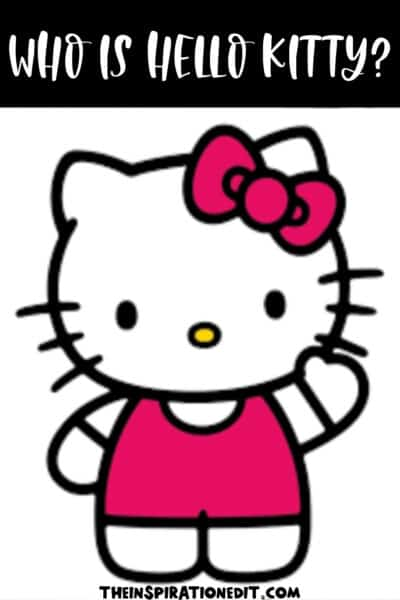 who is hello kitty