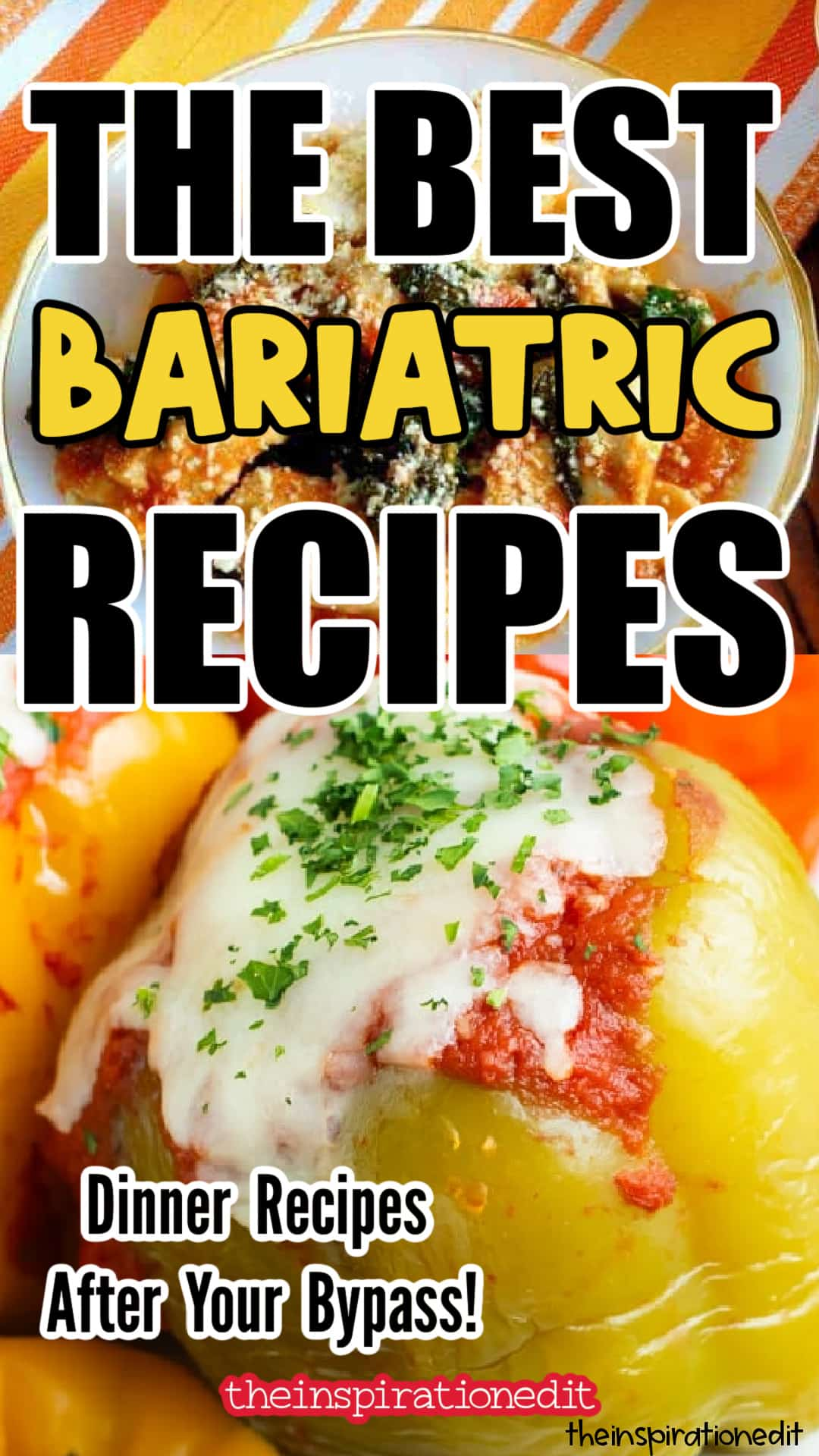 bariatric friendly recipes