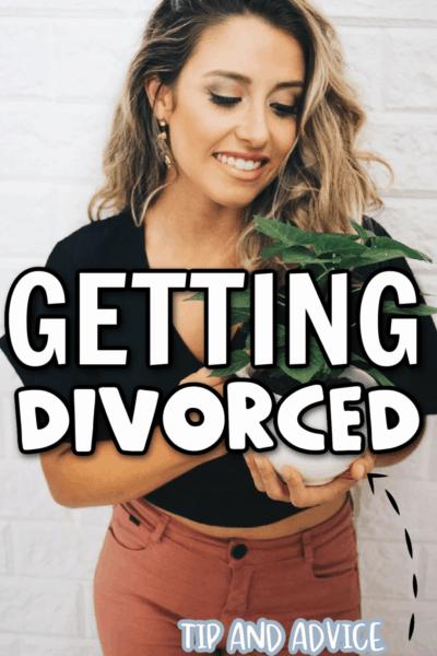 getting divorced tips for moms