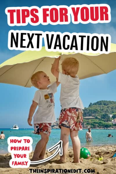 vacation tips