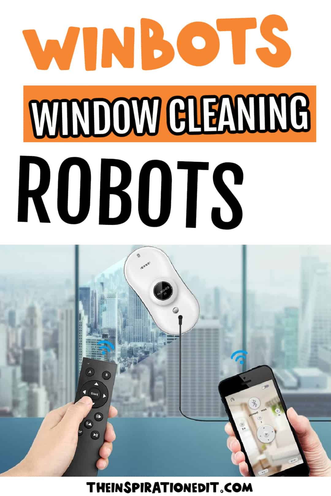 winbots window cleaning robots