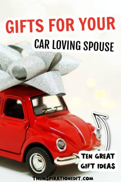 10 Gifts for Your Classic Car-Loving Spouse