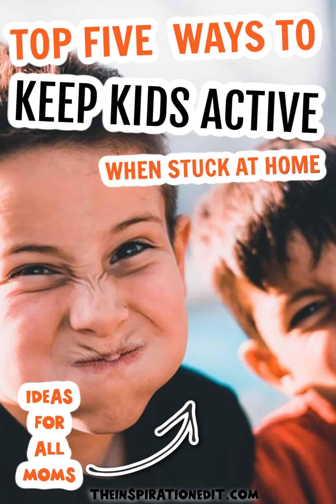 keep-kids-active