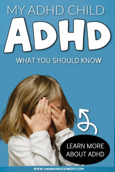 ADHD WHAT YOU NEED TO KNOW