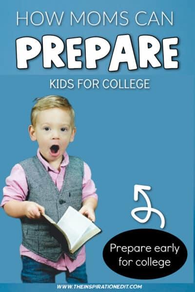 Prepare kids for college