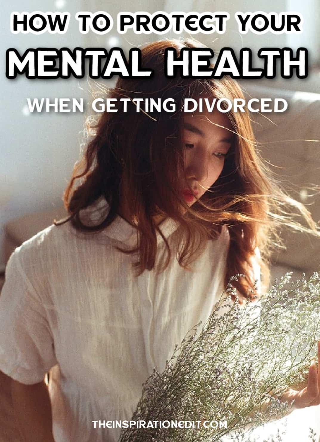 Mental Health divorce