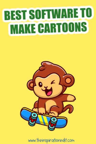 software for cartoon design